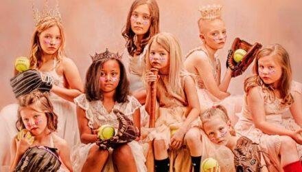 Фотограф борется с гендерными стереотипами, доказывая, что девочки могут заниматься спортом