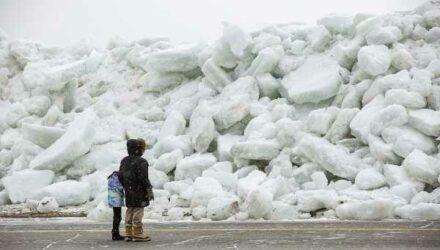 Так вот ты какое, ледяное цунами!