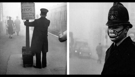 Почему ядовитый туман унес жизни 5000 людей в 1952-м году?