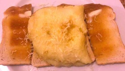 Гурман, положивший картофельное пюре на тосты, привёл многих в ярость