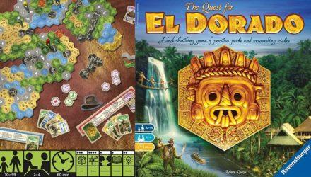 Загадочное Эльдорадо