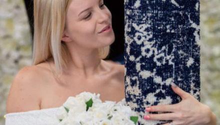 Подружившись с ковром, мать-одиночка в конце концов вышла за него замуж