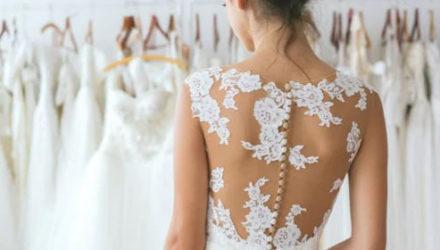 Белое платье свадебной гостьи огорчило невесту