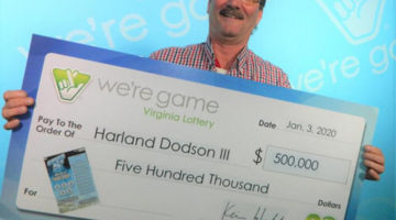 Новая зажигалка привела к лотерейному выигрышу