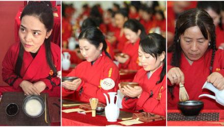 Массовая чайная церемония стала рекордной