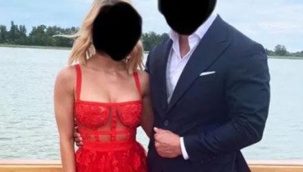Красное платье свадебной гостьи никому не понравилось