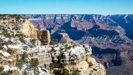 Фотосессия на фоне природных красот оказалась для туристки смертельной